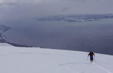 Skitouren Lyngen Norwegen Storhaugen02