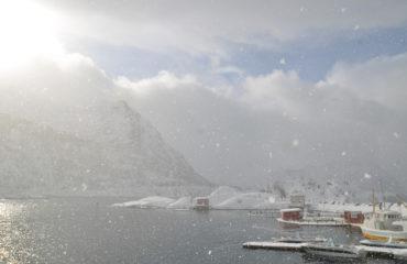 Skitouren Senja, Norwegen 04