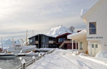 Skitouren Senja, Norwegen