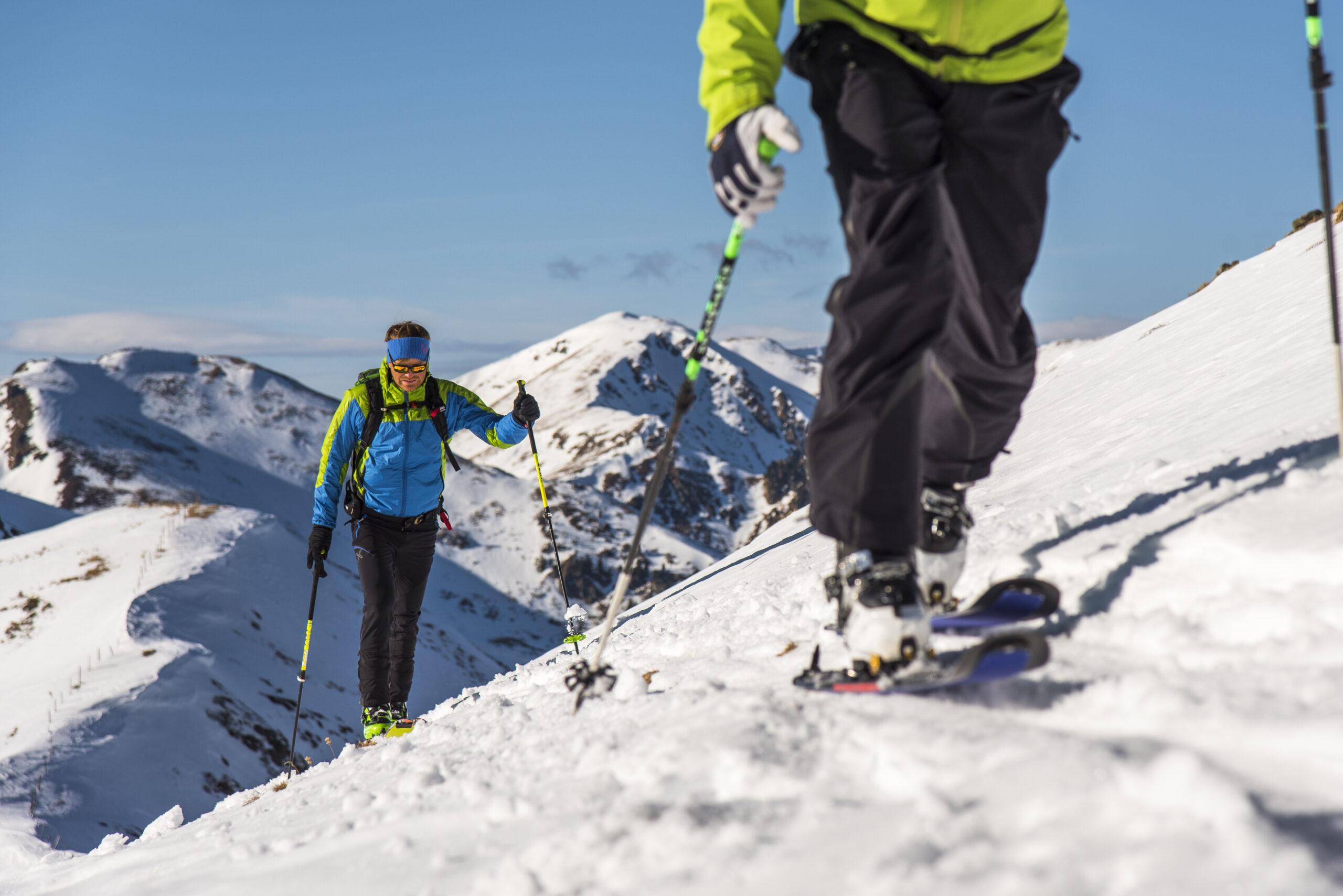 Skitouren Camp Falkert