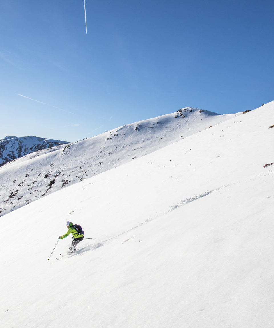 Skitouren Nockberge